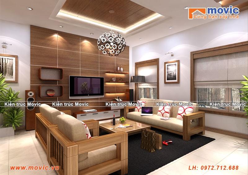 Thiết kế nội thất gỗ đẳng cấp