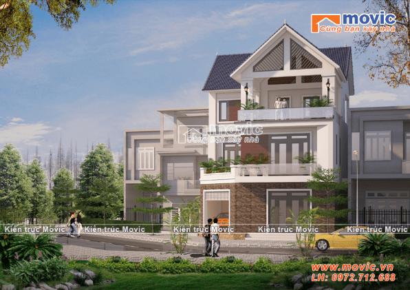 Mẫu biệt thự đẹp nhất Việt Nam hiện đại, sang trọng
