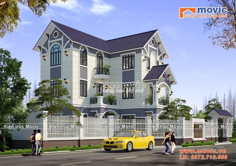 Bản thiết kế cho gia đình anh Cường tại Hà Nội