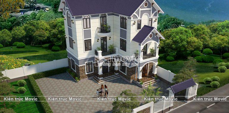 Thiết kế nhà vườn gần gũi với thiên nhiên