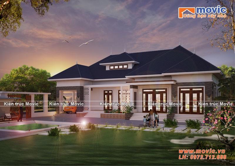 Cấu trúc đồng bộ của ngôi nhà