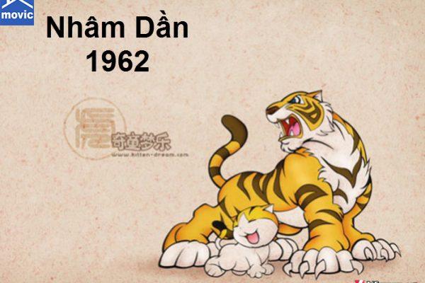 sinh nam 1962 hop huong nao