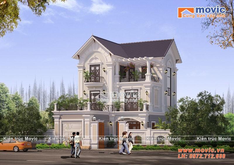 mau-nha-3-tang-mai-thai-kieu-phap-dep-long-lay-tai-bac-ninh