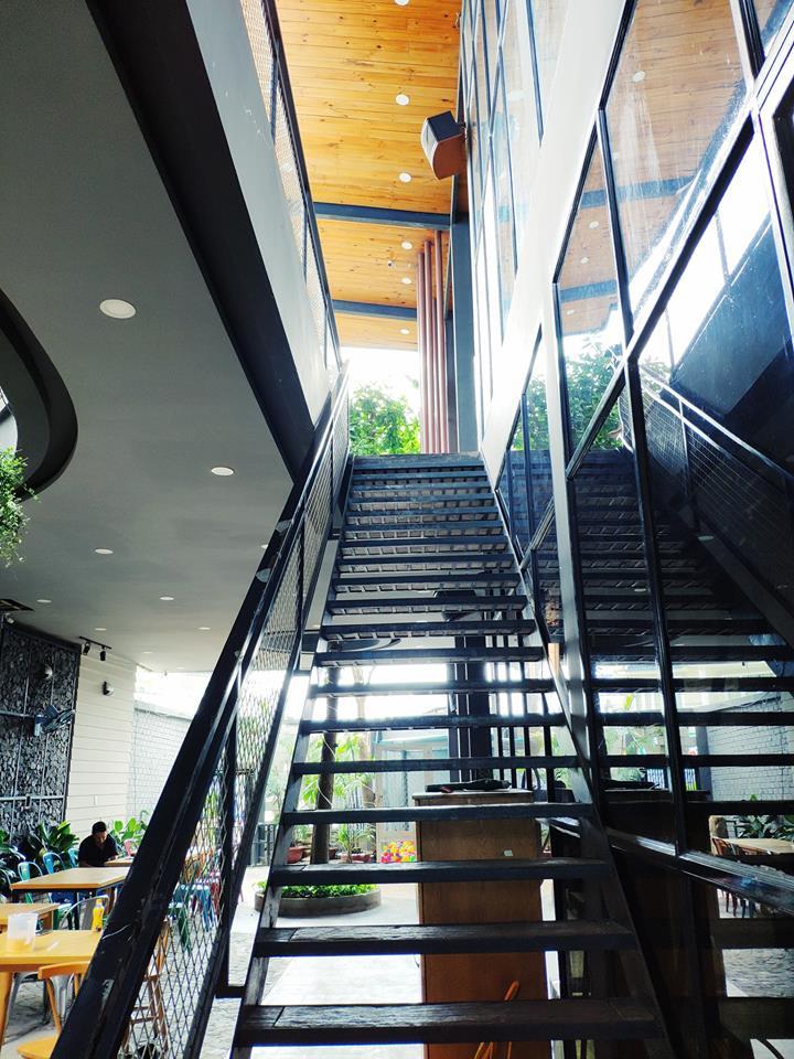 Thiết kế quán cà phê thời thượng