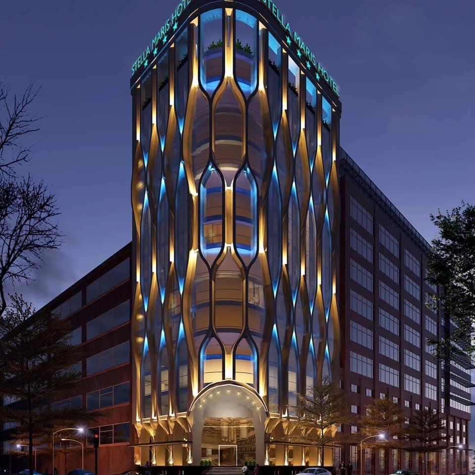 Mẫu thiết kế khách sạn nghỉ dưỡng đẳng cấp 4 sao